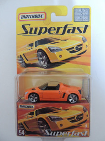 Matchbox Superfast - Opel Speedster - Lacrado (# 54)