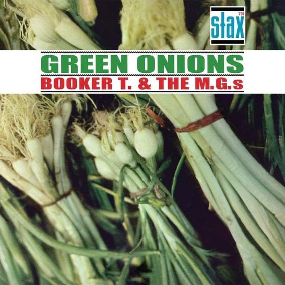 Booker T. & The M.g.s Green Onions Vinilo Lp Nuevo Importado