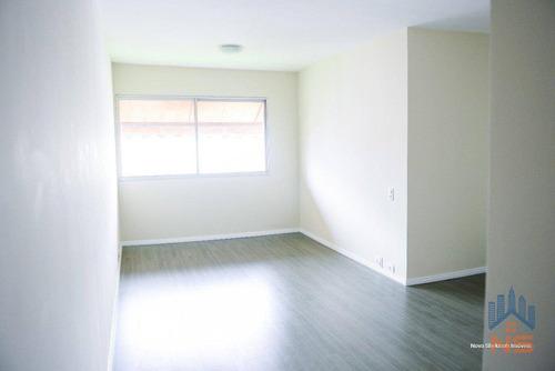 Imagem 1 de 26 de Ótimo Apartamento De 74m² À Venda No Jardim Marajoara - São Paulo/sp. Com 3 Dormitórios 1 Suíte E 1 Vaga De Garagem. Por R$ 430.000,00. - Ap10546