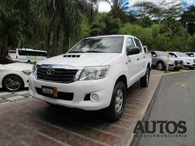 Toyota Hilux Diesel Cc 2500 Mt 4x4