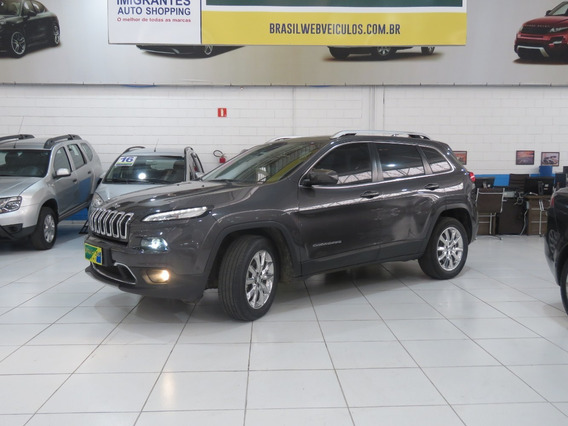 Jeep Cherokee Limited 3.2 Aut. Completona Top Só 58.000 Kms