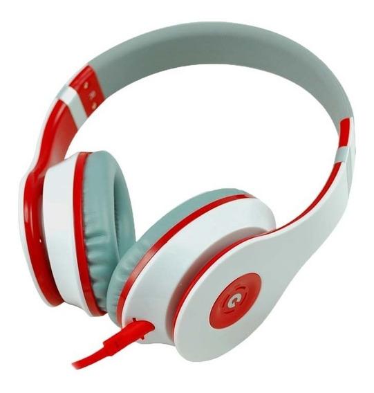 Fone Headphone Hits Branco Cod. 2783 Novo Lacrado + Brinde
