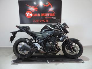 Yamaha Mt 03 2019 C/ Abs Novinha
