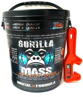 Gorilla Mass 10lb + Obsequio - kg a $33800