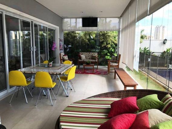 Casa Mobiliada Com 4 Suítes À Venda, 410 M² Por R$ 2.500.000,00 - Condomínio Maison Du Parc - Indaiatuba/sp - Ca6477