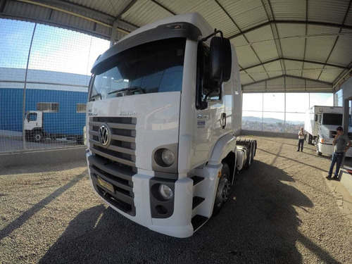 Vw Constellation 25-390 Tractor Cavalo Ano 2013 6x2