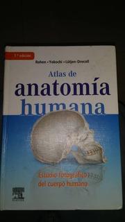 Libros De Medicina Atlas De Anatomia Humana