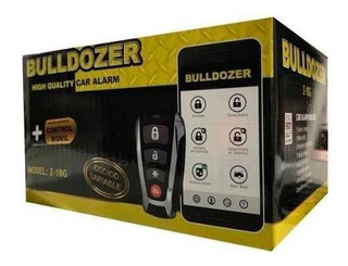Alarma Auto Bulldozer Codigo Variable