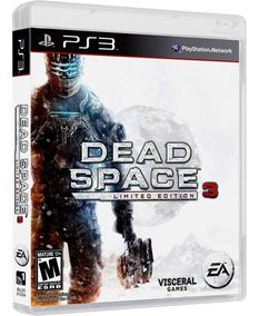 Dead Space 3 - Midia Fisica - Novo - Lacrado - Ps3