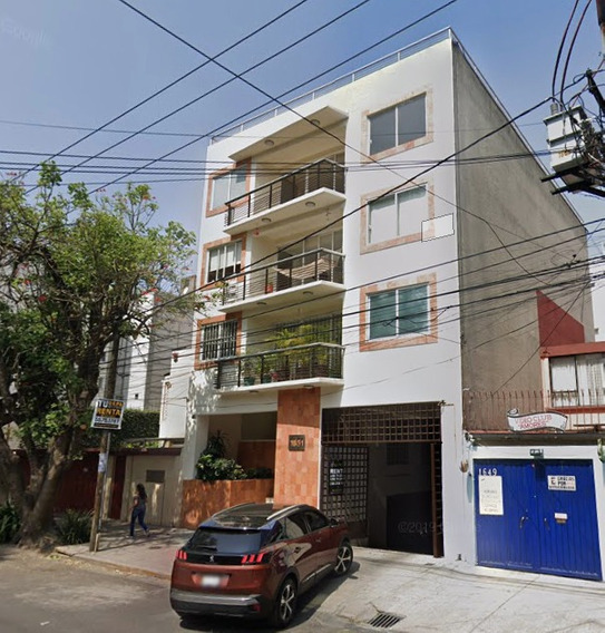 Departamento En Del Valle Centro Mx20-jm8322