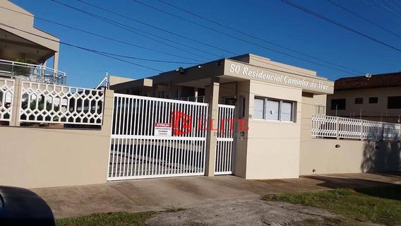 Apartamento Com 2 Dormitórios À Venda, 48 M² Por R$ 300.000,00 - Massaguaçu - Caraguatatuba/sp - Ap3986