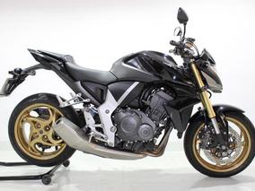 Honda - Cb 1000r - 2014 Preta