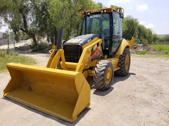 Caterpillar 420e 4x4