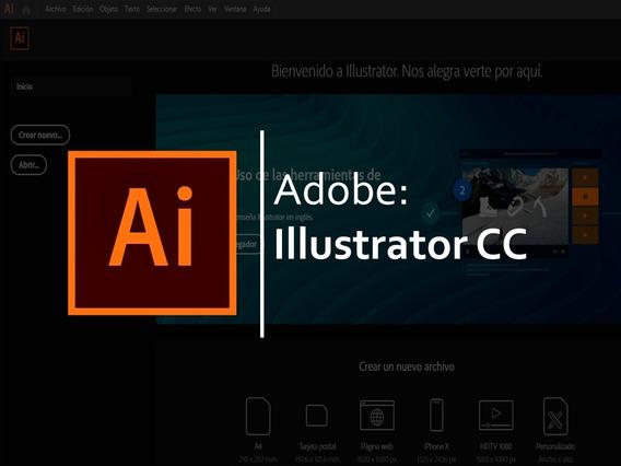 Illustrator + Photoshop Cc 2019 (rápido Envío Por Email)