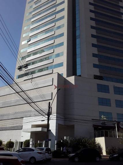 Flat Com 1 Dormitório Para Alugar, Ed. Walk Bueno, 53 M² Por R$ 1.950/ano - Setor Bueno - Goiânia/go - Fl0001