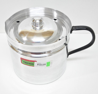 Jarro Hervidor Aluminio N22 5,5 Litros C/ Tapa