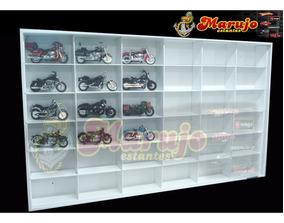 Estante Expositor Motos Harley Davidson 36 Nichos 15% Off