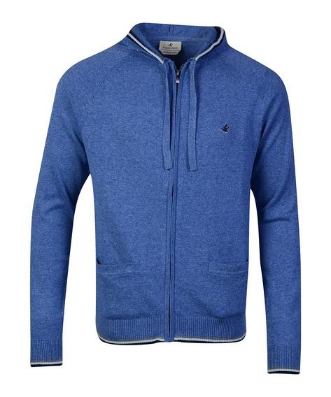 Cardigan Saco Saquito Sweater Hombre Sport Elegante Brooksfield