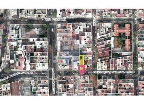 Venta Lote/terreno P/construir Edificio Caballito