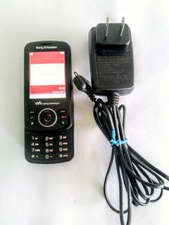 Celular Sony Ericsson W100 Walkman Radio Fm Câmera Original