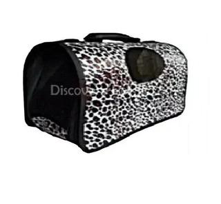Bolso Transportador Grande Mascotas Desarmable Perro/ Gatos