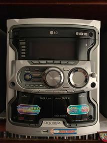 Aparelho De Som Lg Lm-u1350a Micro System