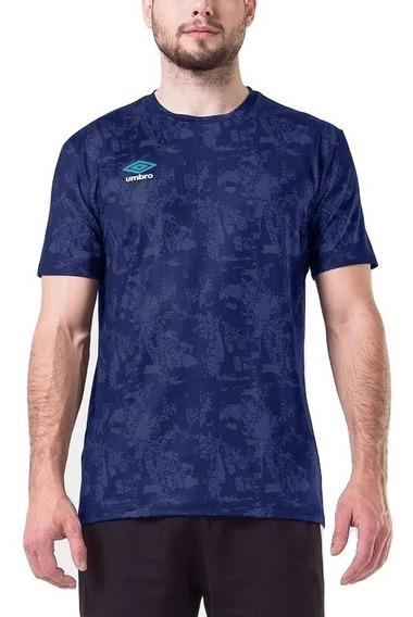 Remera Camiseta Umbro Entrenamiento Tiempo Libre Cuotas