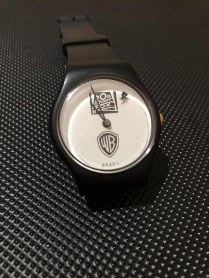 Relógio Da 20 Century Fox Warner Promocional
