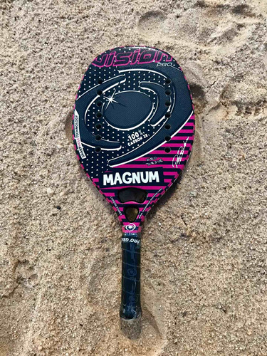 Raqueta De Beach Tennis Vision Mágnum Oferta