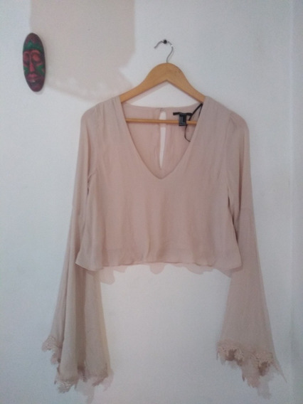 Camisa Camisola Forever 21