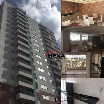 Flat Residencial À Venda, Setor Leste Universitário, Goiânia. - Fl0002