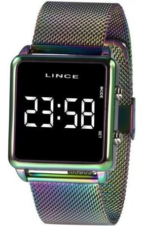 Relógio Lince Digital Led Mdt4619l Bxqx - Ótica Prigol