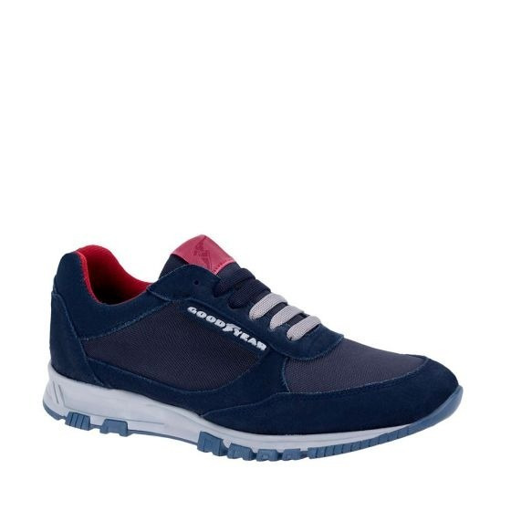 Tenis Casual Goodyear 02ep Id 137538 Marino Para Hombre