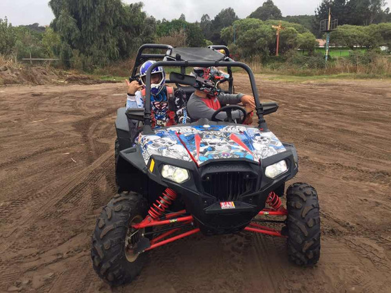 Buggy Polariz Rzr 900 2013 165 Horas