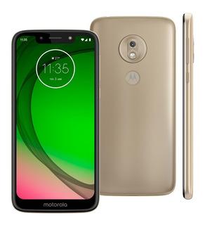 Smartphone Motorola Moto G7 Play 32gb Dual 5.7 13mp - Ouro