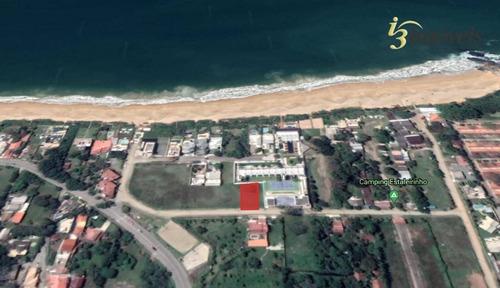 Praia Do Estaleirinho, Terreno À Venda, 514 M² - Balneário Camboriú/sc - Te0155