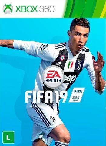 Fifa 19 Mídia Digital Para Xbox 360