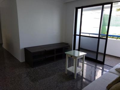 Apartamento 3/4, Suítes, 113m², Nascente - Rio Vermelho - Ap1675