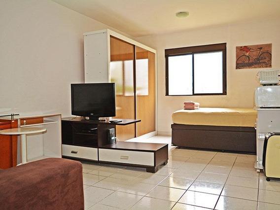 Apartamento Em Jabaquara, São Paulo/sp De 29m² 1 Quartos À Venda Por R$ 270.000,00 - Ap394917