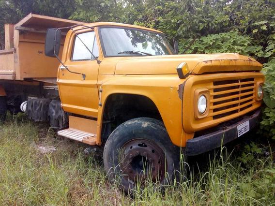Caminhão Ford F13000 - Ano 81