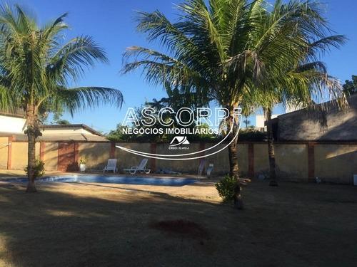 Casa Térrea Em Condomínio Fechado - Ch00005 - 32855357