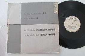 Bryan Adams, Vanessa Williams, U2, L7, Lp Promo Mix 1992