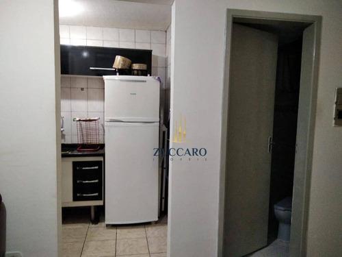 Apartamento À Venda, 52 M² Por R$ 150.000,00 - Cidade Parque Brasília - Guarulhos/sp - Ap15741