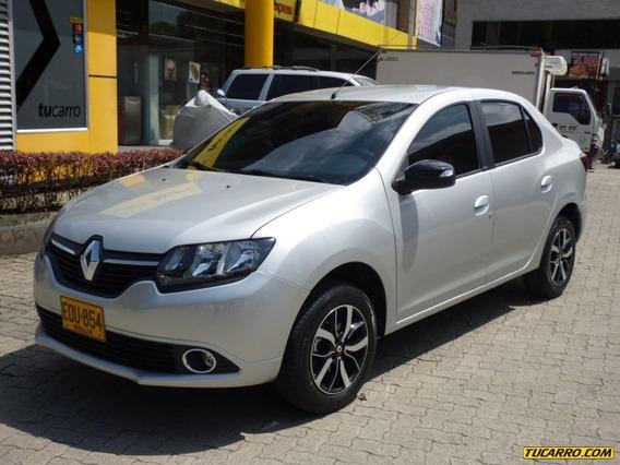 Renault Logan Exclusive Intens