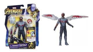 Falcon Infinity War Avengers Gema