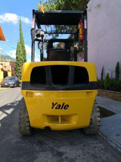 Montacargas Yale 5,000lbs 2007 5543231001