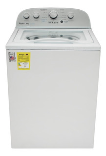 Lavadora Carga Superior Xpert System 18kgs Blanca Whirlpool