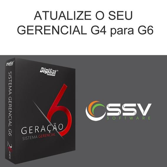Atualização Gerencial G6 Digisat (g4 Para G6)