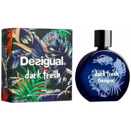 Perfume Desigual Dark Fresh Edt M 60ml