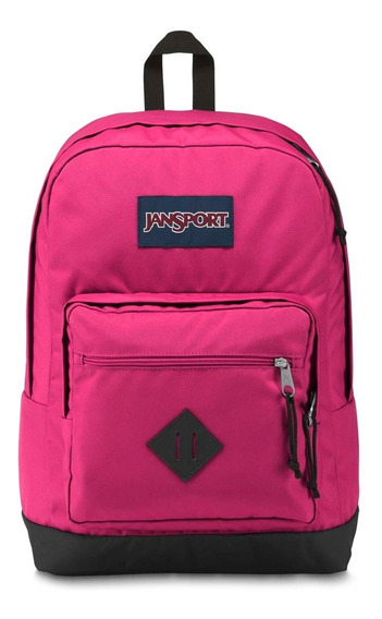 Morral Bright Beet City Scout Jansport